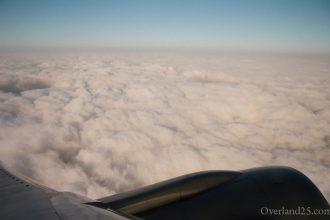 皮肉な旅の始まり。クアラルンプールトランスファーとカイロの空。