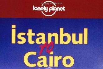 """中東旅行、旅のルート""""Istanbul to Cairo"""""""