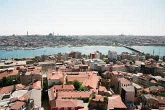 トルコ旅行記:おじさんの街だった、イスタンブール