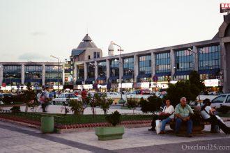 トルコ旅行記:オトガル着、ドミトリーとバス泊の旅(旅の予算のこと)
