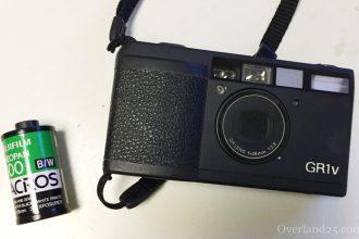 旅のカメラ選びその1: RICOH GR1v