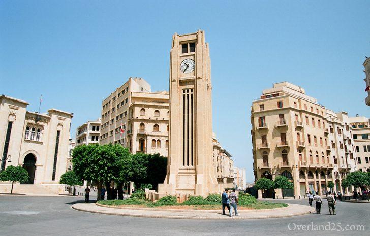 レバノン旅行記:ラタキアへ、シリア再入国。トランジットVISAと