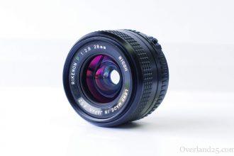 Rikenon P 28mm F2.8 – 広角のオールドレンズもやっぱりほしい。2番目に選んだレンズ。
