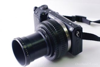 [Projector] Astro Kino Color IV 50mm F1.4 Review – Swirly and Bubble Bokeh, Astro-Berlin