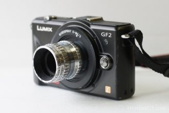 [电影镜头] Taylor Hobson 1inch F1.9 评论 – 适用于16mm胶片电影摄影机的镜头