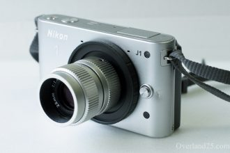 [电影镜头] CCTV LENS 25mm F1.4 评论 – 旋流散景中国制造C卡口镜头