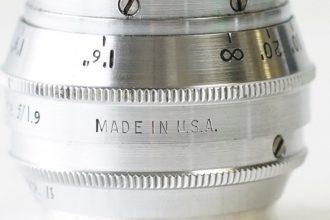 Bell&Howell Super Comat 1inch F1.9 – アメリカから届いた樽型の可愛いシネレンズ。ほどよい収差で目を惹く写り。