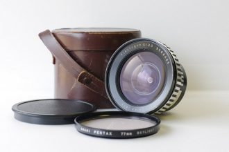 Carl Zeiss Jena Flektogon 20mm F4 – 超広角!東ドイツ時代のカールツァイス・イエナ