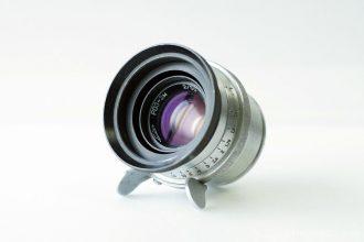 [电影镜头] PO3-3M 50mm F2 评论 – Speed Panchro的副本? 电影平面? 俄罗斯电影胶片
