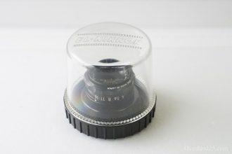 EL-Nikkor 50mm F4 – ライカL39マウントに引き込んだ「引き伸ばしレンズ」。フランジバックとは何か?