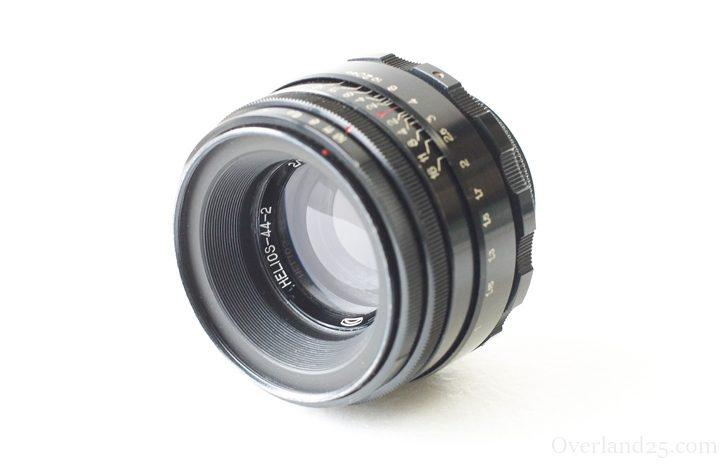 M42 Helios 44 2 58mm F2 评论 旋涡散景镜头在instagram上很受