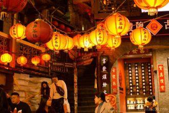 2泊3日で九份、十分、猫村を巡る。初めての台湾旅行のモデルコースにいかがですか?