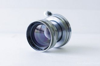 [L39,M39] Canon Serenar 50mm F1.9 Review – Origin of Japanese camera history