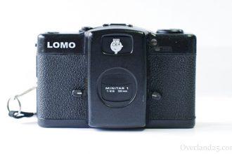 LOMO LC-Aの使い方。キングオブトイカメラのフィルムの写りや如何に?