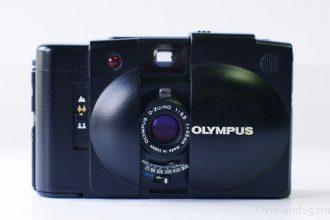 Olympus XA2の使い方。カメラ初のグッドデザイン賞!いつでも持ち歩きたくなるコンパクト。