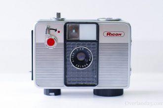 Ricoh Auto Halfの使い方。可愛いだけじゃない!ゼンマイ仕掛けのハイテクカメラ。