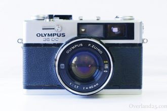 Olympus 35DCの使い方。大口径レンズ搭載のレンジファインダーカメラ!