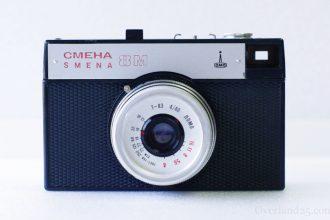 LOMO SMENA 8Mの使い方。多重露光もできる、フルマニュアルのトイカメラ!
