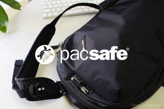 セキュリティPCリュック「pacsafe Vibe25」レビュー。ビジネスにも旅にも!安全ギミックを紹介。