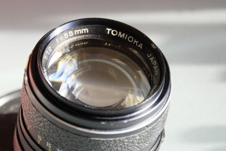 Legendary TOMIOKA Optical lenses the charm and history