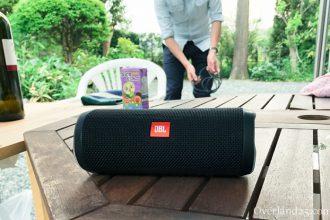 JBL FLIP4 防水Bluetoothスピーカーレビュー【BBQ・キャンプに最適おすすめ!】