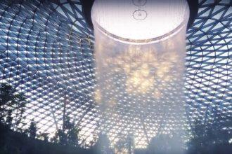 チャンギ空港『ジュエル』行き方、お土産、Wi-Fi使い方【シンガポール旅行】