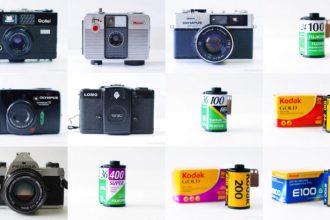 【初心者向け】フィルムカメラの始め方。選び方~写真データ化まで。