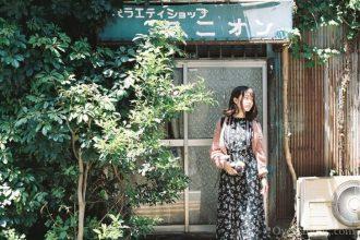 【ポートレート撮影】東京下町月島・撮影場所のポイントメモ。フィルムさんぽに参加して。