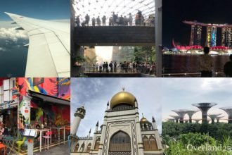 【シンガポール旅行記】インスタ映え~ミシュラン屋台の観光プラン。おすすめですよ。