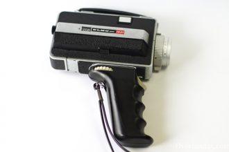 ELMO Super 103Tの使い方【8ミリフィルムカメラ】