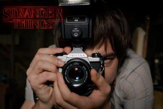 『ストレンジャーシングス』PENTAX一眼レフカメラは何の機種?