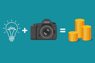 カメラ/写真系ブログで毎月10万円稼ぐ方法(ロードマップ)