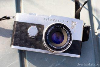 OLYMPUS PEN-Fの使い方。ハーフカメラなのになんと一眼レフ!いい写り!